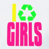 I-Recycle-Girls-T-Shirt