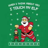I-Touch-My-Elf-Ugly-Christmas-Sweater-Women-Sweatshirt