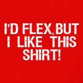 I39d-Flex-But-I-Like-This-Shirt-Women-T-Shirt