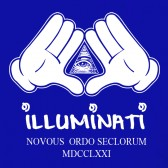 ILLUMINATI-HANDS-Women-T-Shirt