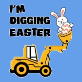 Im-Digging-Easter-Youth-Kids-T-Shirt