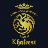 Im-Not-A-Princess-Im-A-Khaleesi-Women-T-Shirt