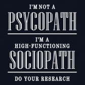 Im-Not-A-Psychopath-T-Shirt