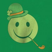 Irish-Smiley-T-Shirt