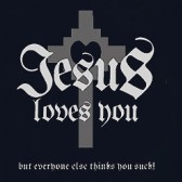 Jesus-loves-you-T-Shirt