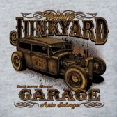 Junk-Yard-Garage-T-Shirt