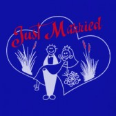 Just-Married-T-Shirt