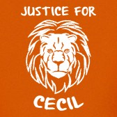 Justice-For-Cecil-Cecil-The-Lion-T-Shirt