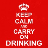 KEEP-CALM-AND-CARRY-ON-DRINKING-FUNNY-T-Shirt