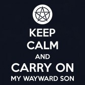Keep-Calm-and-Carry-On-My-Wayward-Son-Women-Hoodie
