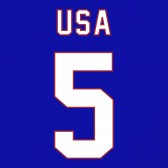 Kelley-OHara-USA-Soccer-Player-Number-5-Defender-World-Championship-2015-Cup-T-Shirt