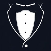 Kids-Tuxedo-With-Bow-Tie-Funny-ToddlerInfant-Kids-T-Shirt