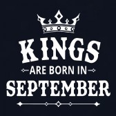 KINGS-Are-Born-In-September-Mens-Birthday-Gift-T-Shirt