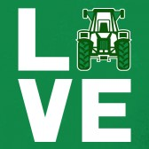 Love-Tractors-Kids-T-Shirt