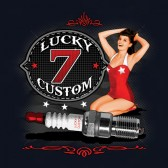 Lucky-7-Custom-T-Shirt
