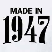 Made-in-1947-Retro-T-Shirt