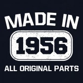 Made-in-1956-T-Shirt