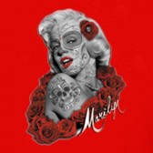 Marilyn-Monroe-tattoos-Women-T-Shirt