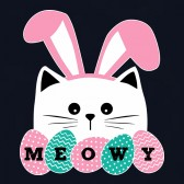Meowy-Easter-Cat-With-Bunny-Ears-ToddlerInfant-Kids-T-Shirt