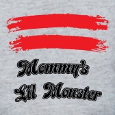 Mommys-Lil-Monster-ToddlerInfant-Kids-T-Shirt