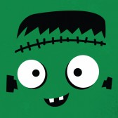 Monster-Face-Halloween-Costume-Toddler-Kids-T-Shirt