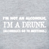 Not-Alcoholic-Im-Drunk-T-Shirt
