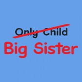 Only-Child-to-Big-Sister-Youth-Kids-T-Shirt