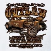 OutLaw-Hot-Rod-Women-T-Shirt