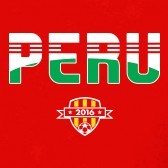Peru-Soccer-Team-2016-Football-Fans-T-Shirt