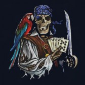 Pirates-Hand-T-Shirt