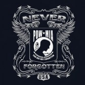 Pow-Mia-NEVER-Forgotten-T-Shirt