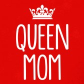 Queen-Mom-Women-T-Shirt