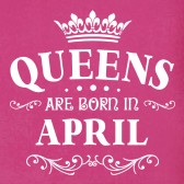 QUEENS-Are-Born-In-April-Birthday-Gift-Women-Hoodie