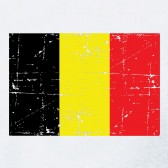 Retro-Belgium-Flag-Vintage-Belgian-Youth-Kids-T-Shirt