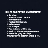 Rules-For-Dating-My-Daughter-T-Shirt