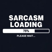 Sarcasm-Loading-T-Shirt