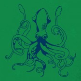 Squid-T-Shirt
