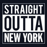 Straight-Outta-New-York-Youth-Kids-T-Shirt