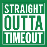 Straight-Outta-Timeout-ToddlerInfant-Kids-T-Shirt