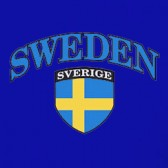 Sweden-Flag-T-Shirt