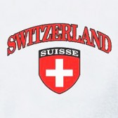 Switzerland-Suisse-T-Shirt