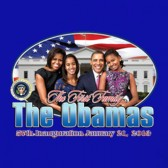 The-Obamas-Inauguration-Women-T-Shirt