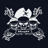 Three-Dead-Pirate-T-Shirt