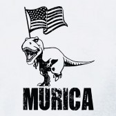 TREX-Murica-Flag-4th-of-July-American-USA-T-Shirt