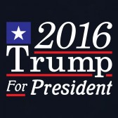 TRUMP-FOR-PRESIDENT-ELECTION-2016-Republican-Political-T-Shirt