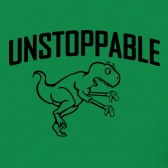 UNSTOPPABLE-T-REX-T-REX-TOY-CLAW-HAND-T-Shirt