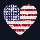 USA-American-Flag-Heart-Stars-Strips-Patriotic-tee-T-Shirt