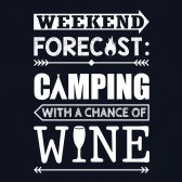 Weekend-Forecast-Camping-with-Wine-T-Shirt