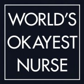 Worlds-Okayest-Nurse-Women-T-Shirt