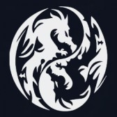 Ying-Yang-Dragon-T-Shirt